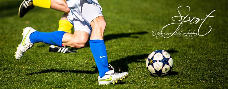 サッカーなどの体を動かすスポーツをサポートするグッズについて