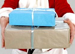 クリスマスプレゼントは相手によって渡すべき日が違う