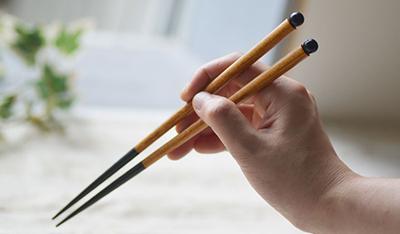 カラフルポップなユニーク箸