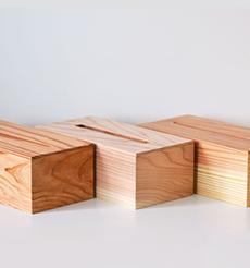 木製雑貨 名入れイメージ画像