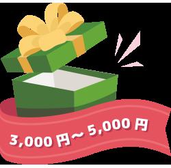3000円~5000円の名入れギフトリンク画像
